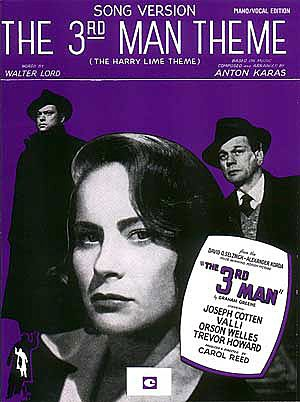 The Third Man (The Harry Lime Theme)