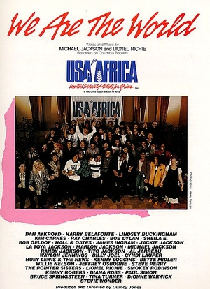 We Are The World (USA for Africa)