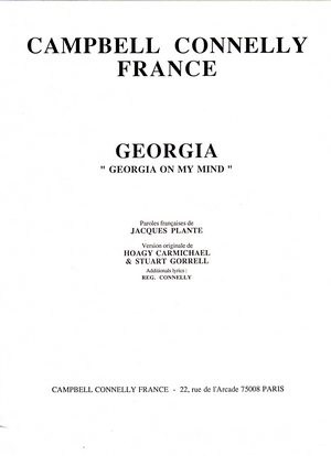 Georgia (Georgia On My Mind)