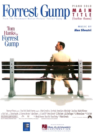 Forrest Gump-Main Tittle (Feather Theme)