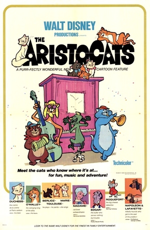 """Scales and Arpeggios (from """"The Aristocats"""")"""
