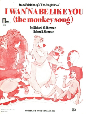 I Wan'na Be Like You (The Monkey Song)