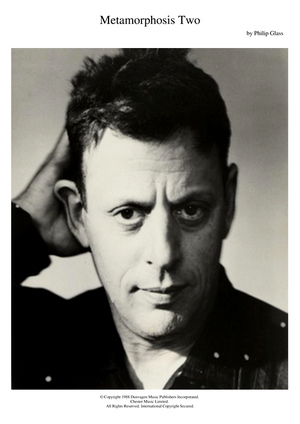 Philip GLASS Metamorphosis Two