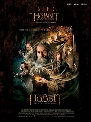 """I See Fire (from """"The Hobbit"""")"""