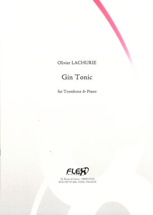 Olivier LACHURIE Gin Tonic