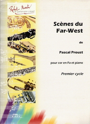 Pascal PROUST Scènes du Far-West