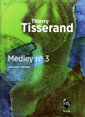 Thierry TISSERAND Medley n°3 Guitare solo
