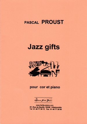 Pascal PROUST Jazz Gifts