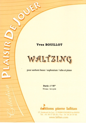 Yves BOUILLOT Waltzing