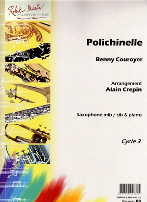 Benny COUROYER Polichinelle