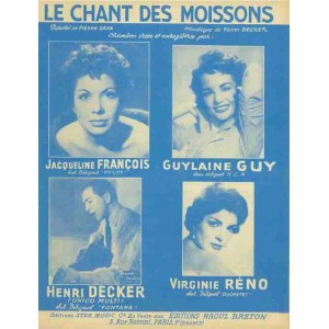 Le chant des moissons