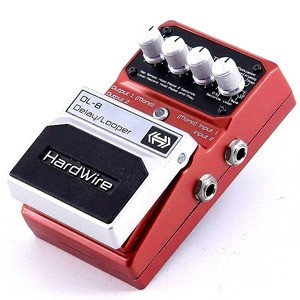 Digitech HARDWIRE HDL-8 Delay Looper