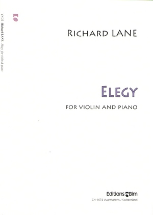 Richard LANE Elegy