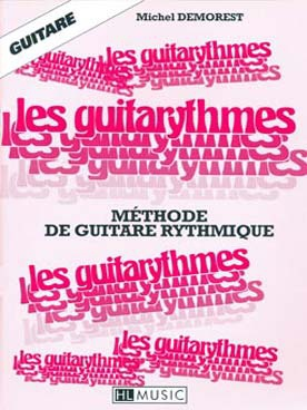 Michel DEMOREST Les guitarythmes