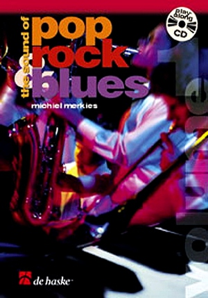 Michiel MERKIES The Sound of Pop-Rock-Blues vol.1 + CD