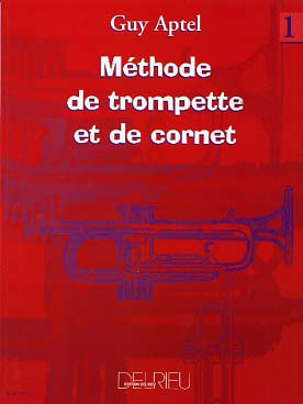 Guy APTEL Méthode de trompette vol.1