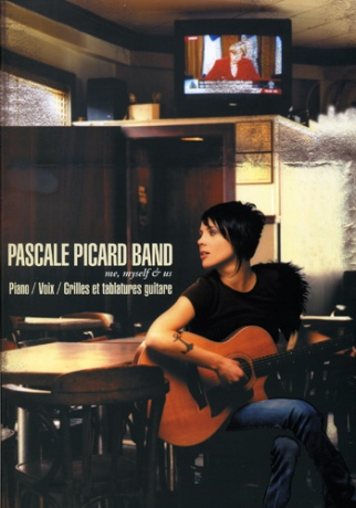Pascale PICARD BAND Me, Myself & Us PVG/TAB