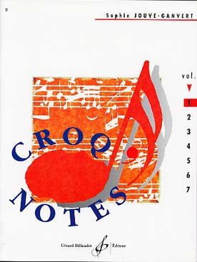 Sophie JOUVE-GANVERT Croq'notes vol.1