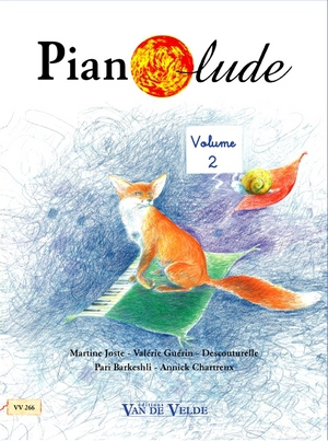 Pianolude vol.2 + CD