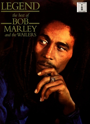 "Bob MARLEY The Best Of ""Legend"" TAB"