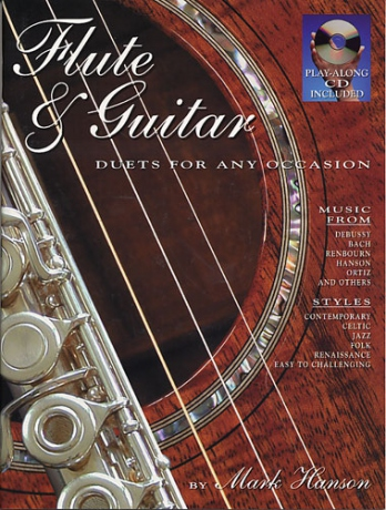 Flûte & Guitar duets for any occasion + CD