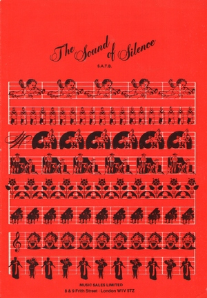 The Sound Of Silence SATB