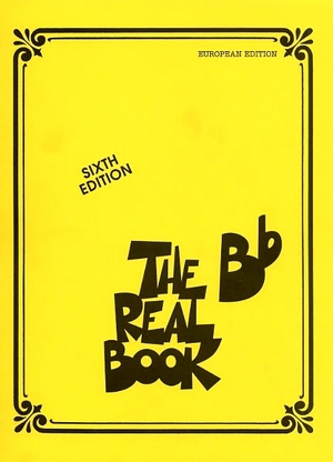 The Real Book - Sixth Edition (B Flat Instruments)