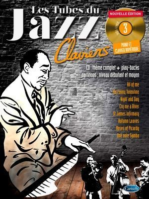 Les tubes du jazz claviers vol.3 + CD