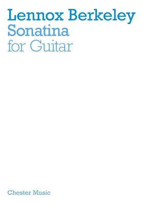 Lennox BERKELEY Sonatina For Guitar