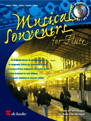 Musical Souvenirs For Flute + CD