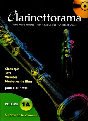 Clarinettorama 1A + CD