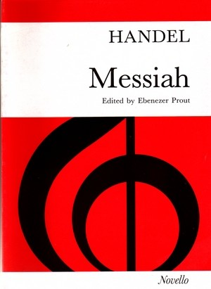 Georg Friedrich HAENDEL Messiah Vocal Score