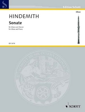 Paul HINDEMITH Sonate
