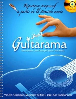 Le petit guitarama + CD