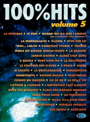 Songbook 100 Hits Vol 5 Editions Carisch
