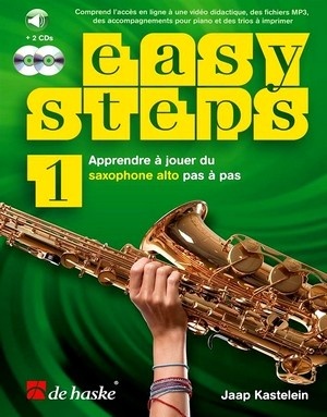 Japp KASTELEIN Easy Steps 1 + 2 CD's