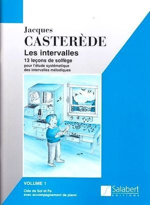 Jacques CASTEREDE Les intervalles vol.1