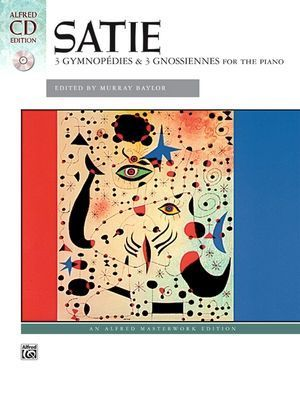 Erik SATIE 3 Gymnopédies & 3 Gnossiennes + CD