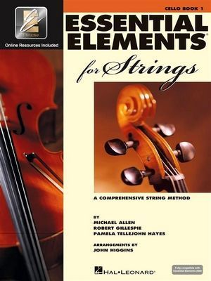 Essential Elements For Strings vol.1: Violoncelle