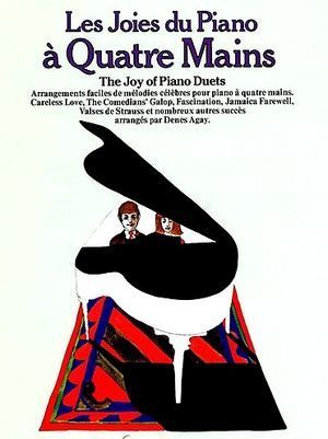 les Joies du piano quatre mains (The Joy Of Piano Duets)