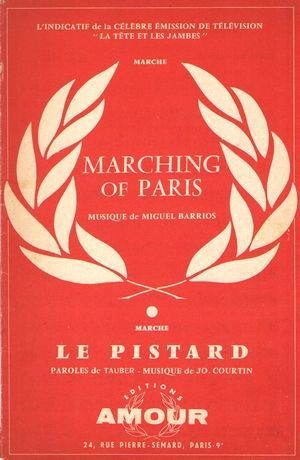 Marching Of Paris