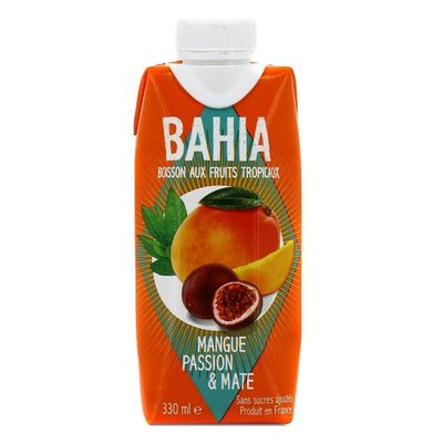 BAHIA - Mangue, Passion, Mate 33cl