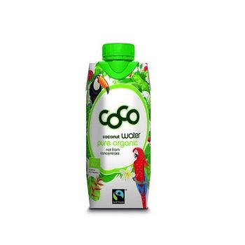 GREEN COCO NATURE 33cl
