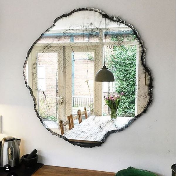 Miroir deco miroir mural miroir design miroir verre for Decoration de miroir