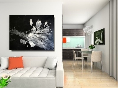 tableau design art abstrait sur toile. Black Bedroom Furniture Sets. Home Design Ideas