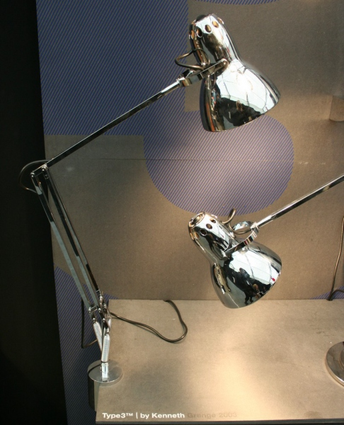 Lampe anglepoise Type3 chrome