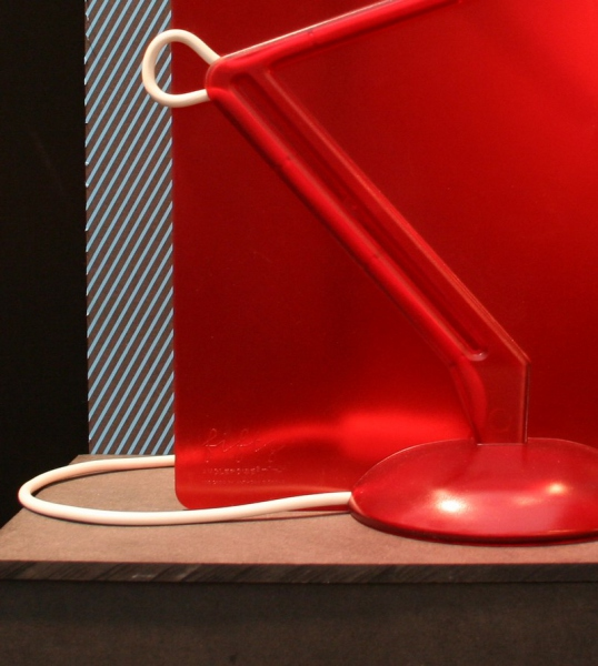 lampe anglepoise fifty rouge luminaire design. Black Bedroom Furniture Sets. Home Design Ideas