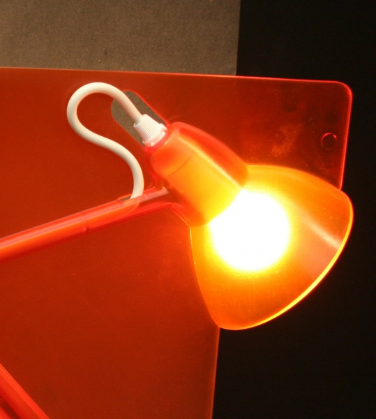 Lampe Anglepoise Fifty orange