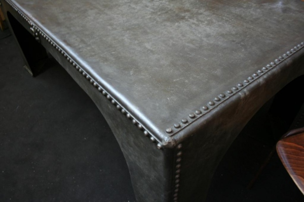 table industrielle loft