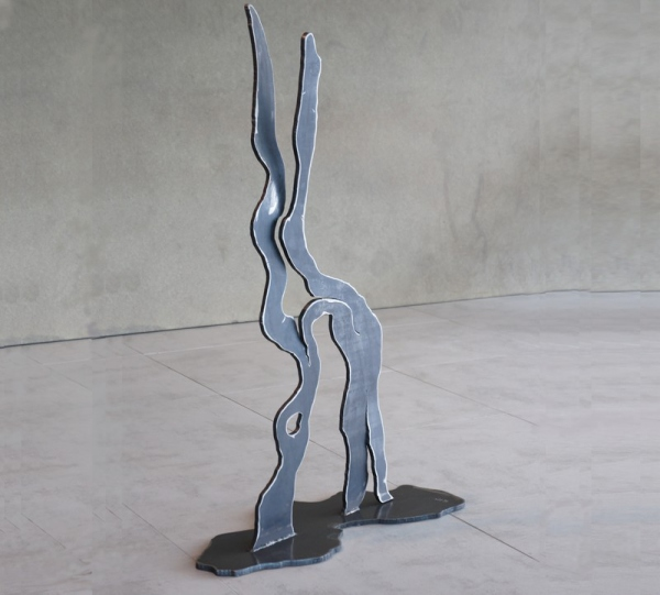 Sculpture en fer